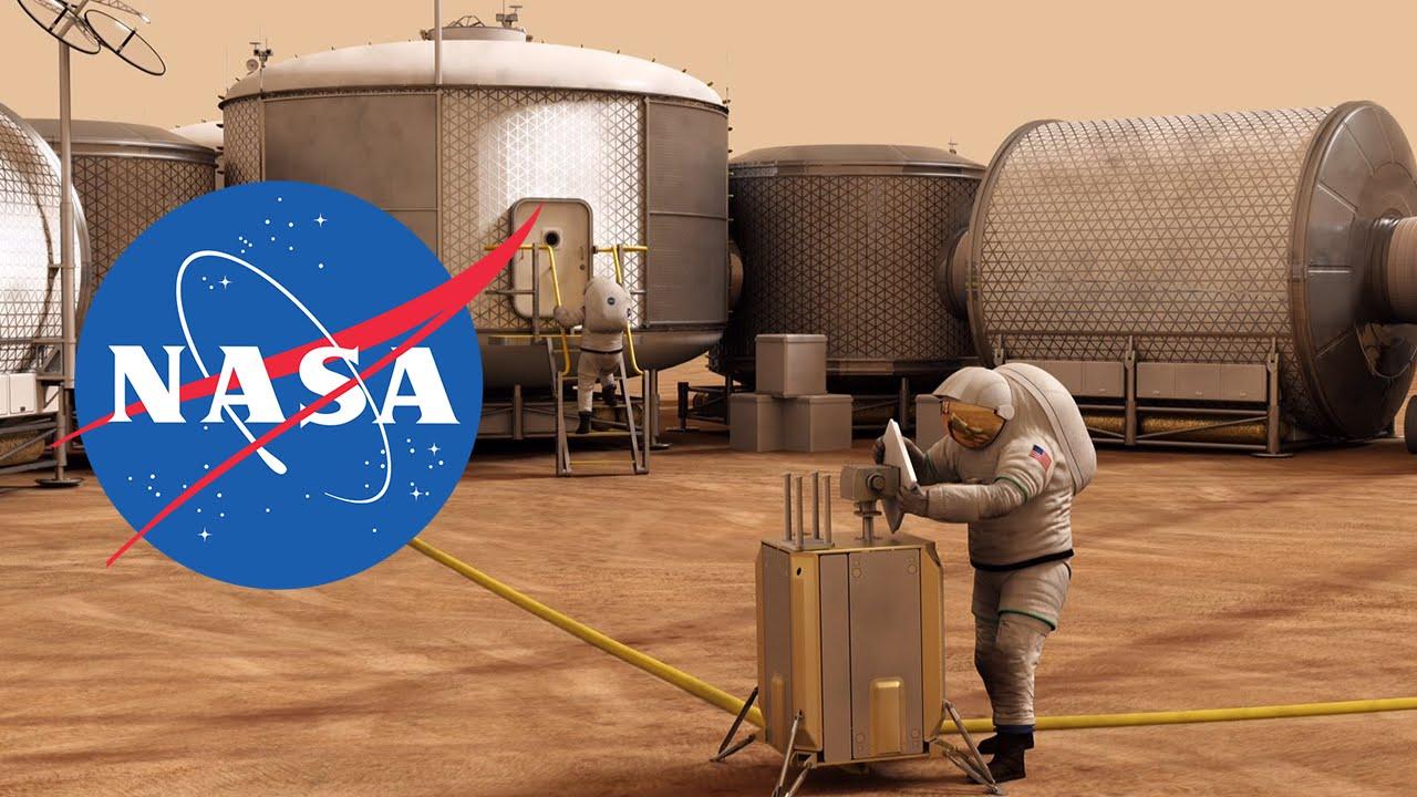 mars human landing site - photo #10
