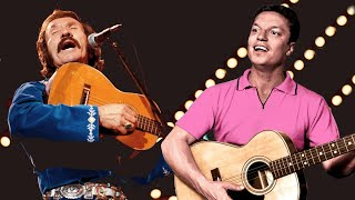 Singing the Blues, Marty Robbins & Guy Mitchell in 1956 STEREO.