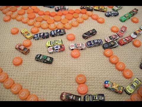 NASCAR Stop Motion: The Toughest Race on Earth