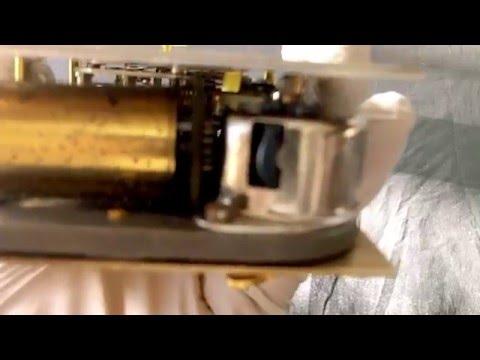 "Vintage Swiss Imhof  ""Thorens"" (Pre Reuge) Music Alarm Clock"
