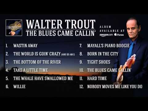 Walter Trout The Blues Came Callin' - album teaser Mp3