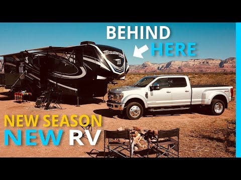 KYD Season 8 Premiere: New RV Reveal // Moab, UT