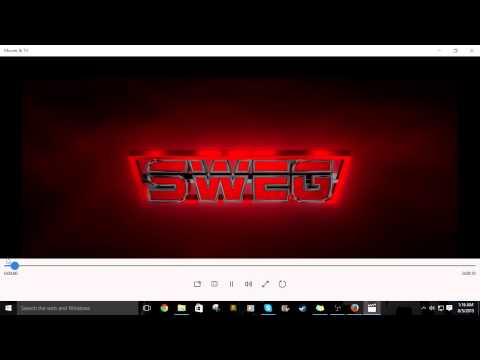 Windows 10 Won't Play Videos On Media Player