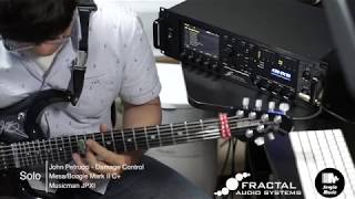 Fractal Audio Systems - Axe FX 3 sound sample You can purchase these Axe Fx 3 patches here ...