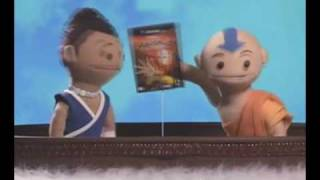 avatar the last puppet bender - hebrew אווטר בובות