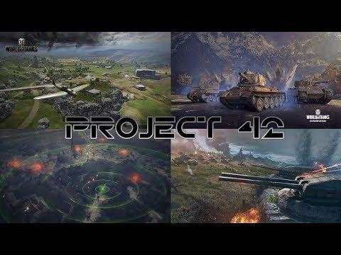 Линия Фронта и Стальной Охотник в World of Tanks 2020. Версия Project 42