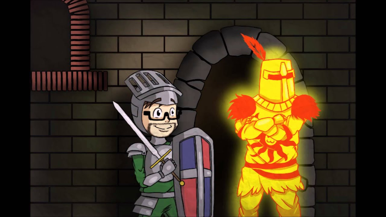 Trailer yotobi dark souls cartone animato youtube