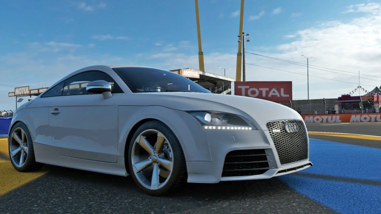 forza motorsport 7 audi tt rs coupe 2010 test drive gameplay hd 1080p60fps youtube. Black Bedroom Furniture Sets. Home Design Ideas