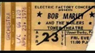 Bob Marley & The Wailers - Crazy Baldhead 1976-04-23