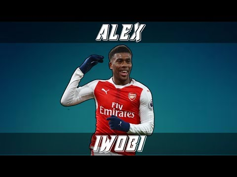 Alex Iwobi | Nigeria | Arsenal | Goals & Skills | 2016