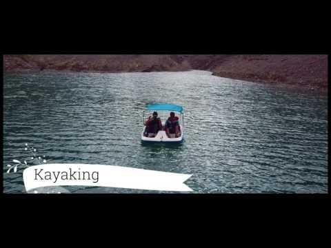 Hatta Dam | Mystic Beauty | Trek | 4K | Dji Mavic