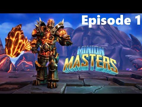 Minion Masters - Episode 1