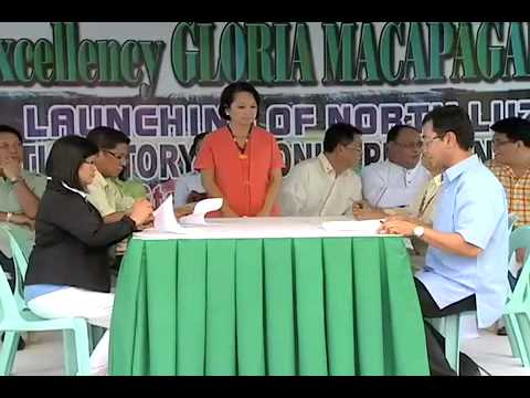 Launching of the Philippine Coconut Authority's Participatory Coconut Planting Project