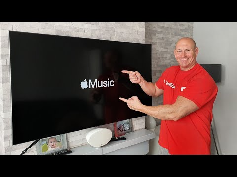 NEW Apple Music App On Your Samsung TV, GET IT NOW !