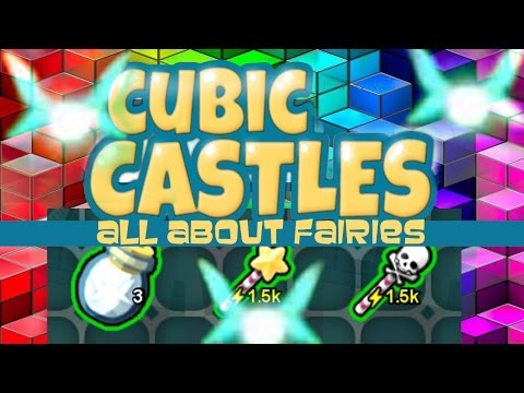 Let's Play Cubic Castles Pt .4 - All about fairies!