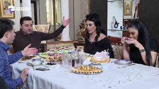 O Başdannan - Nazənin, Rahidə Baxışova, Rəvan Qarayev, Vüqar Muradov  (08.04.2018)
