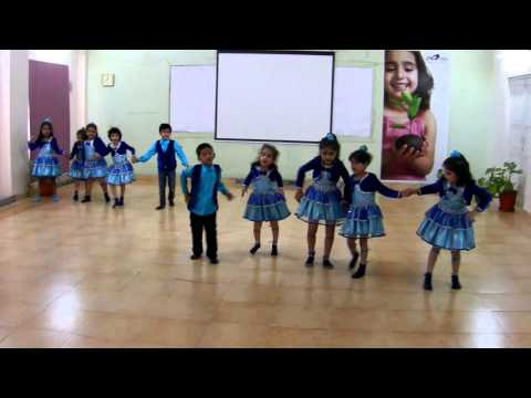 Indus World School Western Dance Event