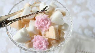 How to Repurpose Leftover Cast Sugar (aka Cast Sugar 101 - Part 2)