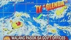 UB: Walang pasok sa govt offices sa Pangasinan