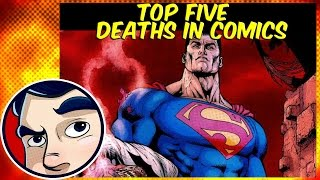 Top 5 Gruesome Deaths in Comics