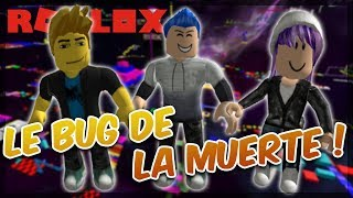THE BUG OF THE MUERTE COURSE! Roblox with Mary