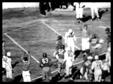 Football Bowl Games 1948