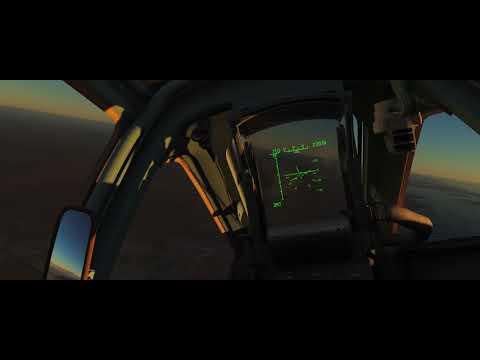 Digital Combat Simulator Gulf Map | Shot with GeForce 1080 Ti SLI | Short Coastal Fly By