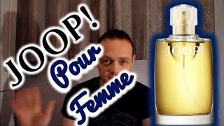 """Joop! """"Pour Femme"""" Fragrance Review"""