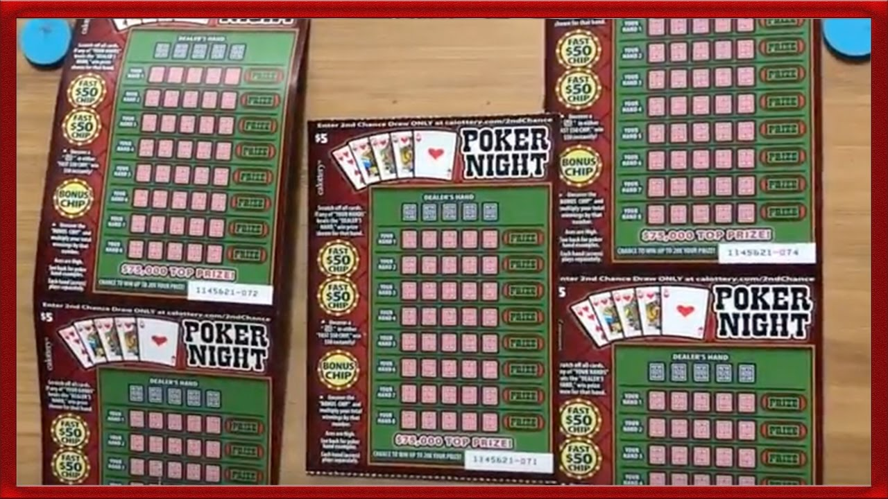 Pokerstars Scratch