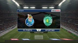 FC Porto VS Sporting CP * PES 2015
