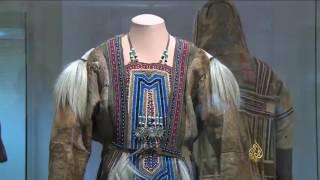 لباس الاحتفال الروسي ما بين القرنين الـ18 والـ20