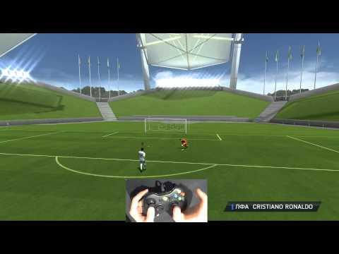 Как финтить в FIFA 14 Эффективные финты