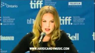 Madonna W.E Toronto International Film Festival Press Conference (Part 1)