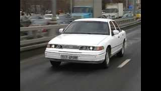 тест-драйв Ford Crown Victoria 2
