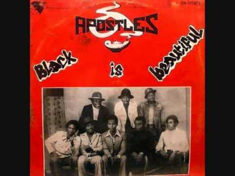 The Apostles - Black is Beautiful (1974, Full Album)