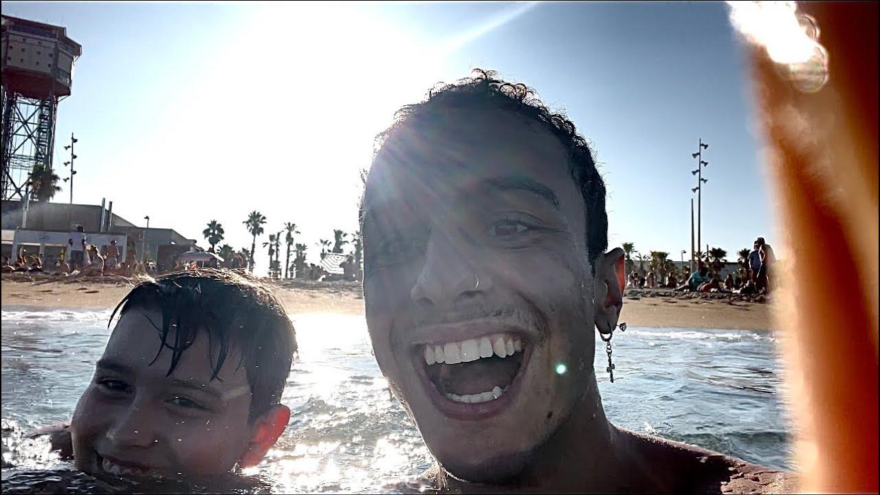 Meine SCHWESTER und BRUDER kommen mit nach SPANIEN ☀️❤️ Urlaub Vlog #1