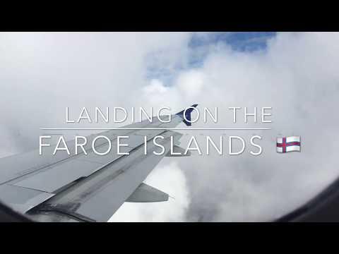Landing on the Faroe Islands 🇫🇴