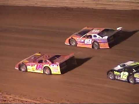 "Volunteer Speedway ""Duayne Hommel"" Benifit Race March 26, 2004"