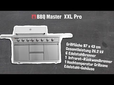 BBQ Master XXL Pro