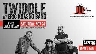 Twiddle w/ Eric Krasno Band :: 11/24/18 :: The Capitol Theatre :: Full Show