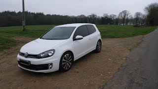 #CarVlog 50 : TEST VW GOLF 6 GTD 170 ch / Une voiture qui me faisait de l'œil ! 😋
