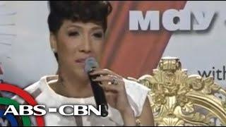 Vice Ganda on Nancy Binay: 'Senador agad?'