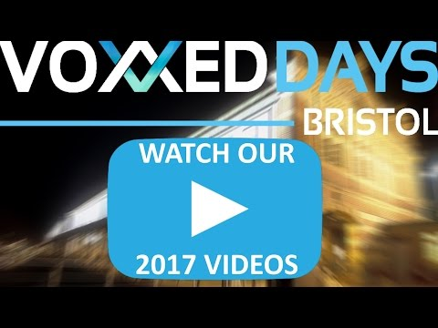 VOXXED DAYS BRISTOL 2017 (10) Kate Stanley - Securing microservices, a practical guide