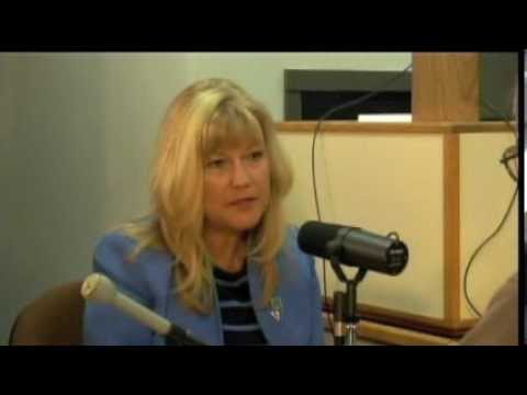 Business Talk - Dr. Donna Mitchell, Dean of Health & Behavioral Sciences