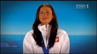 Justyna Kowalczyk mistrzynią olimpijską! (13.02.2014)