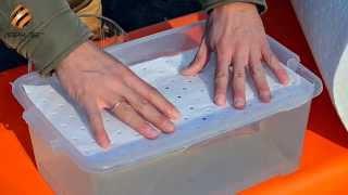 Гидрофобное перфорированное сорбирующее полотно(Гидрофобное перфорированное 3-х слойное сорбирующее полотно, предназначено для сорбции нефтепродуктов..., 2014-10-17T09:40:07.000Z)