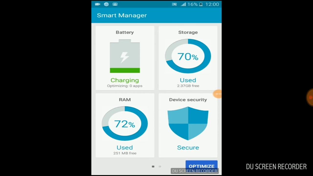 samsung j7 smart manager app