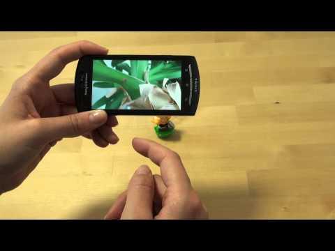 Sony-Ericsson Xperia neo Test Kamera