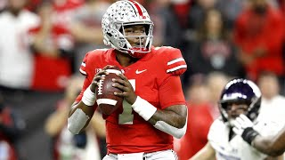 "Dwayne Haskins 2018-19 Highlights || Ohio State QB || ""Lion Hearted"" 