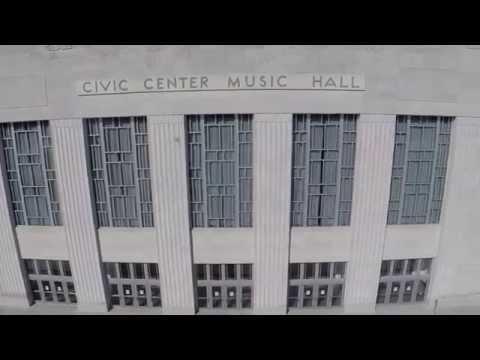 Civic Center Music Hall, Oklahoma City